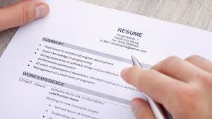 What To Say In A Resume How To Shorten A Resume