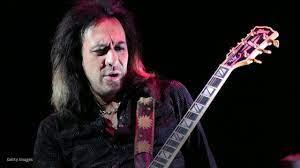 Guitarist Jeff LaBar, of the rock band ...