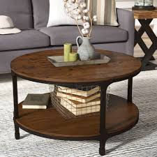 round coffee tables you ll love design ideas of 30 inch round decorator table wood composite