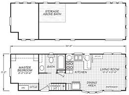 Small Picture cavco virginia park model 200 tiny house floor plan 02 Guest
