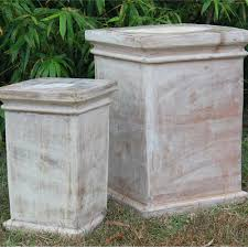 garden pillars. Delighful Garden Tn8580 Garden Pillars Styled To
