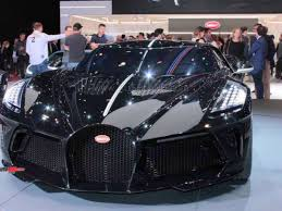 La voiture noire is a tribute to bugatti's own history, a manifesto of the bugatti aesthetic and a piece of automotive haute couture. Bugatti Chiron Black Car Price Is Rs 118 Crores Most Expensive New Car