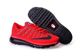 nike running shoes 2016 red. nike air max 2016 for sale red black running shoes k