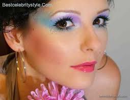 eye makeup 70 s style 2