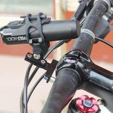 Azur 2200 Bike Light Review Bike Stem Front Cap Light Holder Camera Mount For Gopro Hero Sony Cameras Trigo