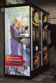 Vending Machine Advertising Best You Still Need People Behind The Scenes Who Know What They Are Doing
