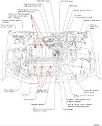 2001 nissan altima engine diagram spark plug wiring library \u2022 2001 nissan sentra 1.8 engine diagram i found 3 spark plugs on top of engine under coil packs where are rh justanswer com 1999 nissan quest engine diagram 1997 nissan quest engine diagram