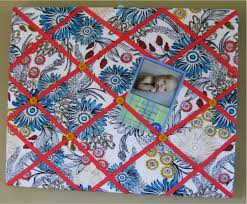 How To Make A French Memo Board Gorgeous Httpthefrugalgirls3232diymemoboard Syaira's