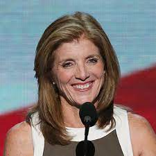 Kennedy are being released for the first time. Caroline Kennedy History