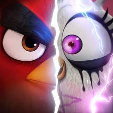 Get ready for Fringy! Download NOW... - Angry Birds Evolution