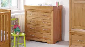 Baby changing dresser Combo Baby Changing Dresser Oak Furniture Land Baby Changing Dresser Oak Nursery Dresser Oak Furniture Land
