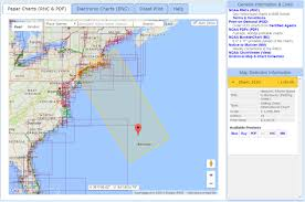 Ocean Charts Bc Noaa Charts Offline Available Stentec Navigation