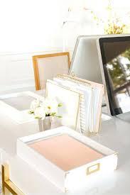 pink office desk. Pink Desk Supplies Chic Idea Target Organizer Best 25 Gold Office Accessories Ideas On Pinterest