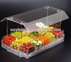 Acrylic Food Display Stands 100 Tiers Orange Acrylic Catering Display Stand Display Buffet Stand 17