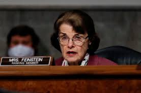 News about dianne feinstein, including commentary and archival articles published in the new york times. After Criticism Sen Feinstein Will Not Seek Leadership Role On Judiciary Committee Ktla
