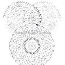 Pineapple Doily Free Crochet Pattern Craft Passion