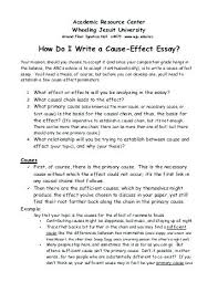 cause and effect essay introduction info cause and effect essay introduction sample essay answers best university essay proofreading site effect essay introduction