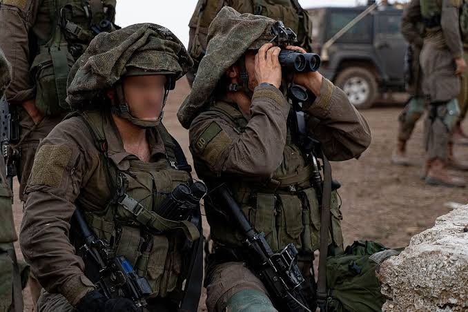 IDF Sayeret Mitznefet (Israel Defense Forces) Minecraft Skin