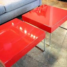 red lacquered furniture. Red Lacquer Furniture Elegant Side Tables Or Bunching Available At Five Elements . Lacquered