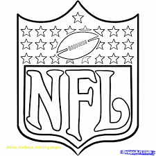 Dallas Cowboys Coloring Pages With Cowboy Sharry World Page Frabbi