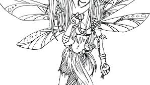 Evil Fairy Coloring Pages Wish Astonishing For Adul 2650 Unknown 3 4