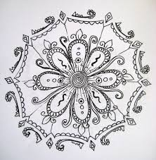 How To Draw Patterns Gorgeous How To Draw A Simple Paisley Pattern YouTube