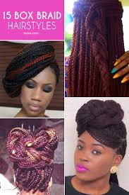 Box Braids Hair Style 20 best box braid styles images hairstyle natural 7760 by wearticles.com