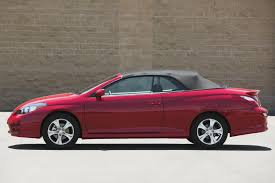 2007 Toyota Camry Solara - Information and photos - ZombieDrive