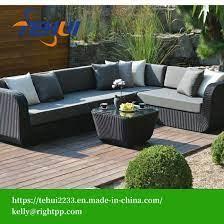 china rattan outdoor beach patio garden