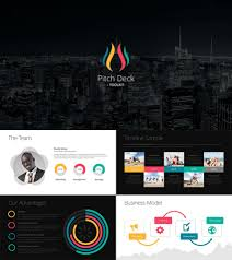 ppt business plan presentation 15 best pitch deck templates for business plan powerpoint