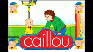 caillou games caillou check up doctor s office