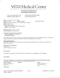 Novant Health Doctors Note Chris Walters Osteoarthritis File Print 6 Htm