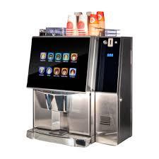 Small Vending Machine Simple Small Hot Drinks Machines Vitro Duo Coffetekvitroduohot