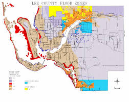 map of lee county flood zones