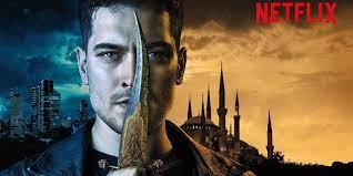Çağatay Ulusoy'un Başrol Olduğu Netflix de Yayınlanan Hakan: Muhafız Dizisi  Amerika da İlk 10'a