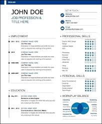 Modern Resume Samples Inspiration Decoration.