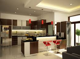 Drop Lights For Kitchen Island Kitchen Backsplash Golden Sink Faucet Vertical Red Pendant Lights