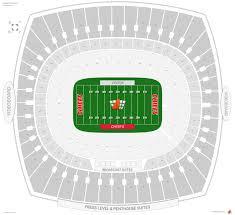 45 Punctilious Is Bank Stadium Seating