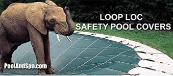 loop loc covers.  Loc 20 X 40 Rectangle LoopLoc Safety Pool Cover For Loop Loc Covers E