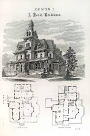 old fashioned farmhouse plans along with an old and traditional victorian with it s floor plan