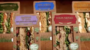 Sandwich Vending Machines For Sale Simple New Vegan Vending Machine To Sell PlantBased Sandwiches And