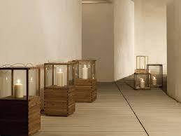 Lanterne Per Esterni Da Giardino : Lanterna in teak lantern by tribÙ