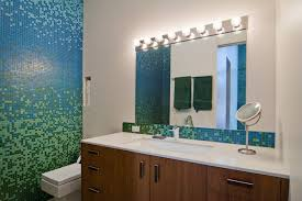 bathroom mosaic tile designs. 002 Contemporary-bathroom 17 Bathroom Mosaic Tile Designs