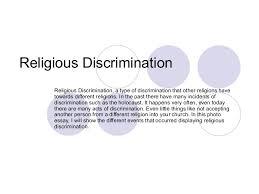 religious% discrimination% b% d