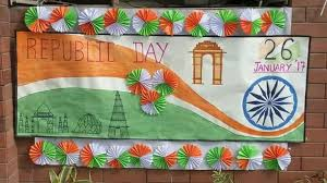 Charts School Board Decoration Independence Day