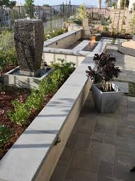 precast concrete wall caps design ideas