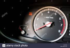 Why Is Engine Light On In Car Check Engine Light Dashboard Warning Light Stock Photo