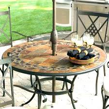 sublime round outdoor dining table for 6 round outdoor dining table set round outdoor dining table