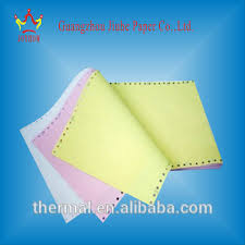 Invoice Papers 3 Ply 55g Computer Typing Paper For Sales Invoice Buy Computer Typing Paper For Sales Invoice Carbonless Printing Papers High Quality Carbonless