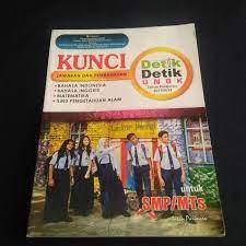 We did not find results for: Jual Buku Kunci Jawaban Dan Pembahasan Detik Detik Unbk Smp Mts 2017 2018 Jakarta Barat Abatastore Tokopedia